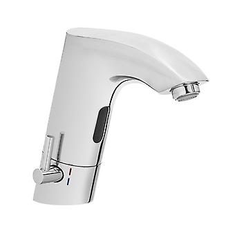 Monobloc Automatic Hands Touch Free Sensor Faucet Bathroom Sink Mixer Tap