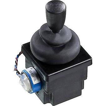 APEM 4R28-2H1E-55-360 Joystick 500 V DC Lever (straight) Open end cable IP65 1 pc(s)