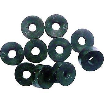 Material de treinamento Reely Workplace - Coleiras de eixo (Ø) 8 mm diâmetro do furo 2,9 mm