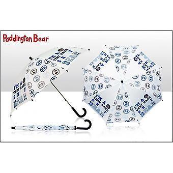 Union Jack Wear Child's Paddington Bear Umbrella,  I'm A Very Rare Sort Of Bear Design
