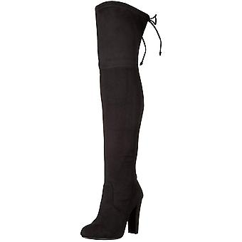 Zigi Soho Womens Brock Closed Toe Over Knee Fashion Boots