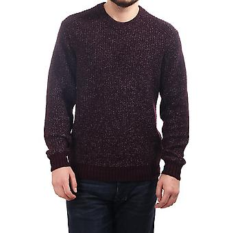 Ted Baker Mens Teabury La Textured Crew Neck