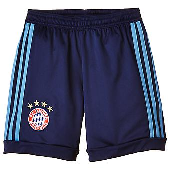 Adidas drenge FC Bayern München 15/16 Home Replica fodbold målmand Shorts