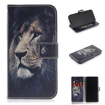 iPhone XR Plånboksfodral - Lion
