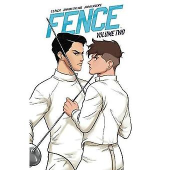 Fence Vol. 2 by Fence Vol. 2 - 9781684152971 Book
