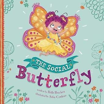 The Social Butterfly by Beth Bracken - 9781782027638 Book