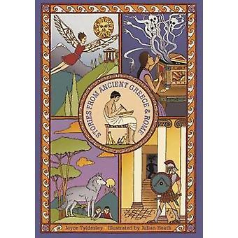 Berättelser från antikens Grekland och Rom - 9781785707650 bok