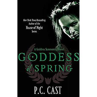 Godin van de lente: een godin samenroepen van de roman