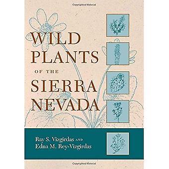 Plantes sauvages de la Sierra Nevada