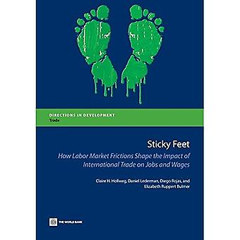 Sticky Feet: How Labor Market Frictions Shape the Impact of International Trade on Jobs and Wages (Directions...