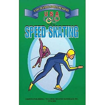 Speed Skating Easy Olympic Sports Readers