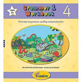Grammar 1 Workbook 4 (Jolly Phonics)