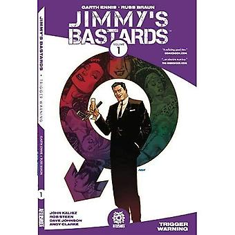 Jimmy's ba * tards TPB Vol. 1