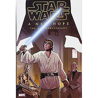 Star Wars: Uma nova esperança - o 40 º aniversário