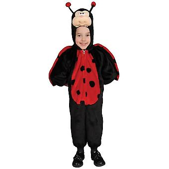 Tiny Lady Bug Toddler Costume