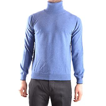Altea Ezbc048037 Men's Light Blue Wool Sweater