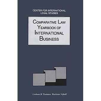 Komparativ rätt yearbooken av internationell verksamhet 1994 av Campbell