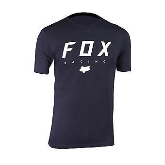 Fox Racing Mens Creative SS Tech T-Shirt - Heather Midnight Navy