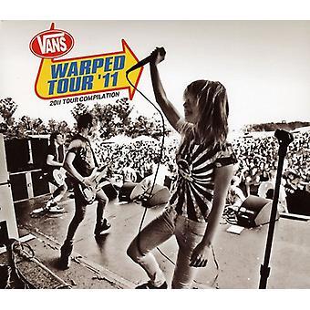 2011 Warped Tour Compilation - 2011 Warped Tour Compilation [CD] USA import