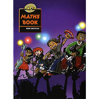 Rapid Maths - Stage 5 Pupil Book by Rose Griffiths - 9780435912345 Book