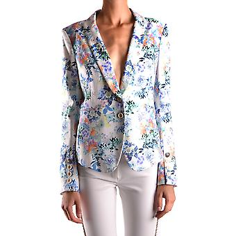 Patrizia Pepe Ezbc135008 Women's Multicolor Cotton Blazer