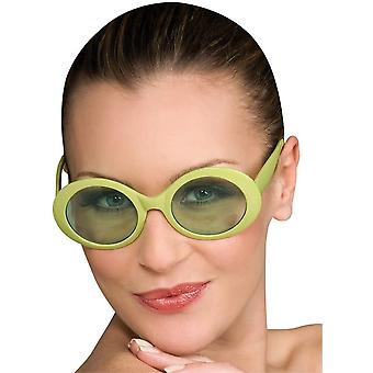 Glasögon utmärkt Capri grön