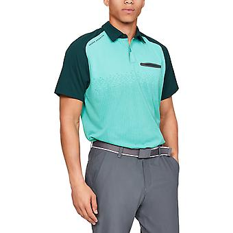 Under Armour Herre Tour tips Rise Golf Polo shirt