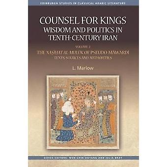 Rat für Könige-Weisheit und Politik im Iran des 19. Jahrhunderts-Band