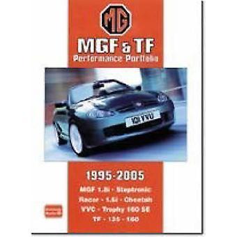 MGF and TF Performance Portfolio 1995 - 2005 by R. M. Clarke - 978185