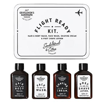 Gentlemen's Hardware Flight Ready Kit