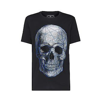 Tee Shirt Stretch Mtk3069 - Philipp Plein