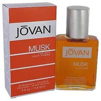 Jovan Musk Por Jovan After Shave / Colonia 4 Oz (hombres) V728-414505