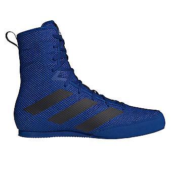adidas Box Hog 3 Boxe Trainer Chaussure Chaussure Royal Blue