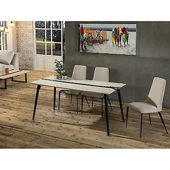 Schuller Zigzag Dining Table, 162x80