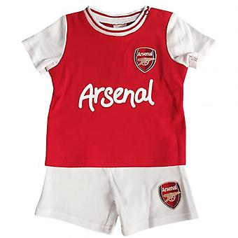 Arsenal Shirt & Short Set 18-23 Months RT