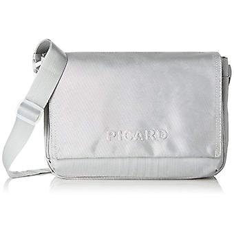 Picard Hitec - Women Silver Shoulder Bags (Silber) 11x21x31 cm (B x H T)