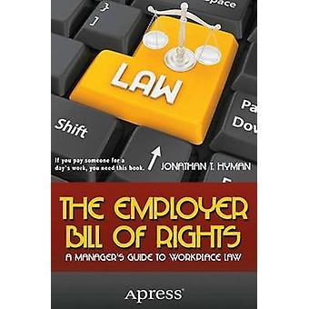 شرعة حقوق صاحب العمل-دليل المدير إلى مكان العمل للقانون جوناث