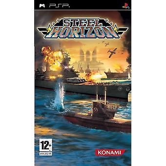 Steel Horizon (PSP) - Nouveau