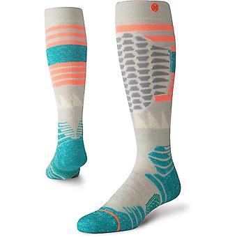 Stance Lucerne Snow Socks in Greyheather