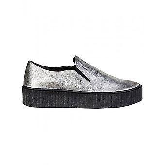 Ana Lublin - Zapatos - Slipper - JOANNA_ACCIAIO - Mujeres - Plata - 41
