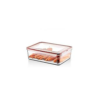 Hobby Life 4.3 Litre Airtight Rectangular Plastic Food Box