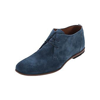 Lloyd Shoes Men's Boots Blue Lace Boots Boots Winter