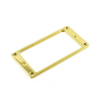 WD Music platte metalen humbucker montage ring goud