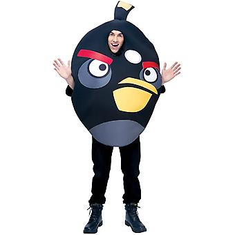 Angry Birds Black Costume