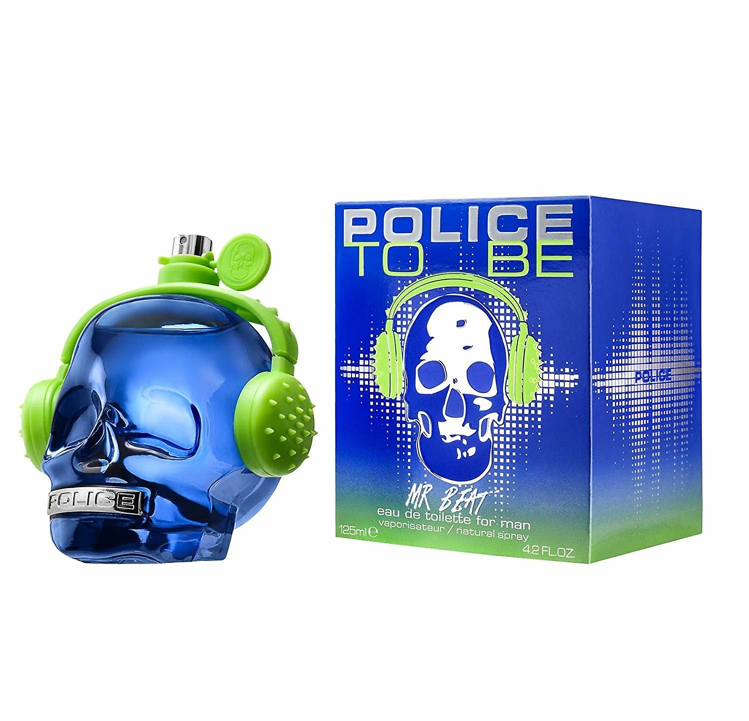 Police To Be Mr Beat Edt 125ml qw84g8