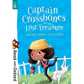 Read with Oxford Stage 6 Captain Crossbones and the Lost T