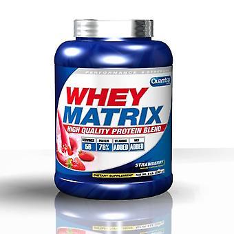Quamtrax Nutritie Zer Matrix Protein 2260 gr