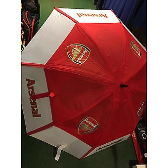 FC Arsenal dobbel baldakin Golf paraply