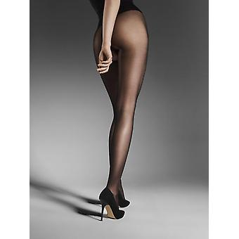 Fiore Ouvert Shiny Crotchless Tights