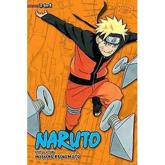 Naruto 3in1 Edition Vol. 12 by Kishimoto & Masashi